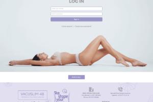 Vacuslim 48 website, Pop Up Advertising Beogr